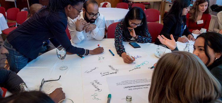 Xochicuicatl e.V. presente en el CIM-Forum sobre Migración